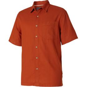 Royal Robbins Cool Mesh t-shirt Heren oranje